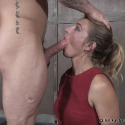 Mona Wales in 'Insex' BaRS Part 1: The warm up, bound down in hard metal and face fucked into subspace! (Thumbnail 4)