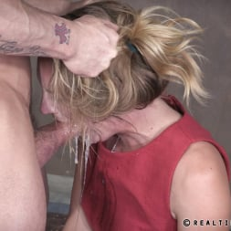 Mona Wales in 'Insex' BaRS Part 1: The warm up, bound down in hard metal and face fucked into subspace! (Thumbnail 13)