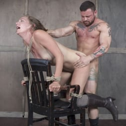 Mona Wales in 'Insex' BaRS Part 2: Chair bound and brutally double fucked, Squirting screaming deepthroat! (Thumbnail 1)