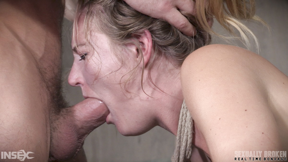 Insex 'BaRS Part 2: Chair bound and brutally double fucked, Squirting screaming deepthroat!' starring Mona Wales (Photo 4)