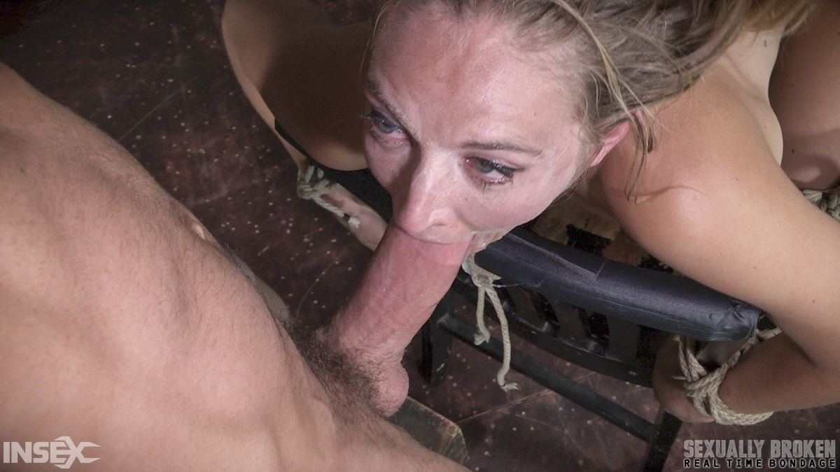 Insex 'BaRS Part 2: Chair bound and brutally double fucked, Squirting screaming deepthroat!' starring Mona Wales (Photo 5)