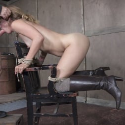 Mona Wales in 'Insex' BaRS Part 2: Chair bound and brutally double fucked, Squirting screaming deepthroat! (Thumbnail 8)