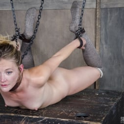 Mona Wales in 'Insex' BaRS Part 3: Hogtied and throated, rough throat fucking, with a squirting brutal orgasm! (Thumbnail 2)
