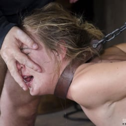 Mona Wales in 'Insex' BaRS Part 3: Hogtied and throated, rough throat fucking, with a squirting brutal orgasm! (Thumbnail 6)