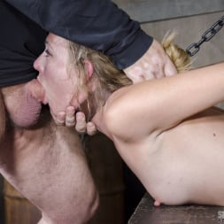 Mona Wales in 'Insex' BaRS Part 3: Hogtied and throated, rough throat fucking, with a squirting brutal orgasm! (Thumbnail 8)