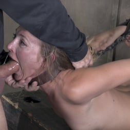 Mona Wales in 'Insex' BaRS Part 3: Hogtied and throated, rough throat fucking, with a squirting brutal orgasm! (Thumbnail 15)