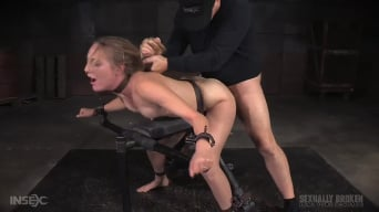 Mona Wales in 'Stunning Mona Wales dicked down by BBC in tight bondage, massive squirting multiple orgasms!'