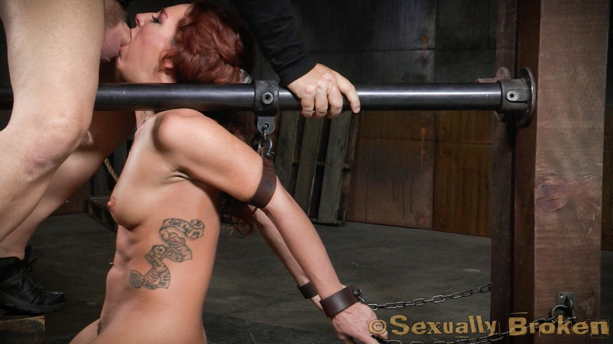 Dana de armond anal