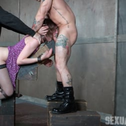 Sierra Cirque in 'Insex' our sexy girl next door is is double fucked into oblivian, massive screaming orgasms! (Thumbnail 9)