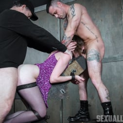 Sierra Cirque in 'Insex' our sexy girl next door is is double fucked into oblivian, massive screaming orgasms! (Thumbnail 12)