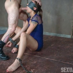 Sophia Grace in 'Insex' is bound, blindfolded, vibrated, to brutal orgasms while being facefucked to subspace (Thumbnail 6)