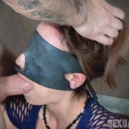 Sophia Grace in 'Insex' is bound, blindfolded, vibrated, to brutal orgasms while being facefucked to subspace (Thumbnail 7)