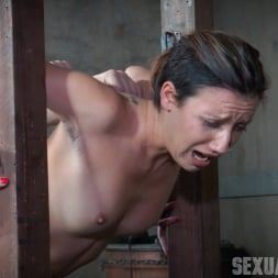 Sophia Grace in 'Insex' is brutally bound, face fucked, controlled, and fucked to several intense orgasms! (Thumbnail 6)