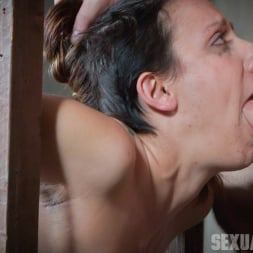 Sophia Grace in 'Insex' is brutally bound, face fucked, controlled, and fucked to several intense orgasms! (Thumbnail 8)