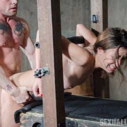Sophia Grace in 'Insex' is brutally bound, face fucked, controlled, and fucked to several intense orgasms! (Thumbnail 12)