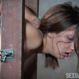 Sophia Grace in 'Insex' is brutally bound, face fucked, controlled, and fucked to several intense orgasms! (Thumbnail 15)