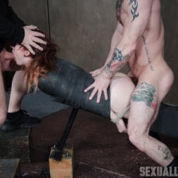 Stephie Staar in 'Insex' slips into Sub Space pretty fast and takes a brutal face and pussy pounding! (Thumbnail 1)