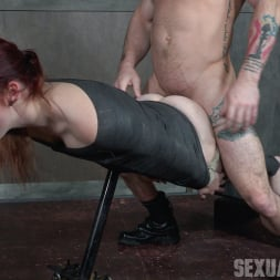 Stephie Staar in 'Insex' slips into Sub Space pretty fast and takes a brutal face and pussy pounding! (Thumbnail 4)