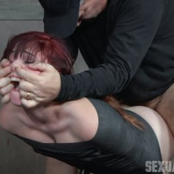 Stephie Staar in 'Insex' slips into Sub Space pretty fast and takes a brutal face and pussy pounding! (Thumbnail 7)