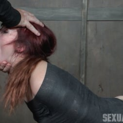 Stephie Staar in 'Insex' slips into Sub Space pretty fast and takes a brutal face and pussy pounding! (Thumbnail 9)