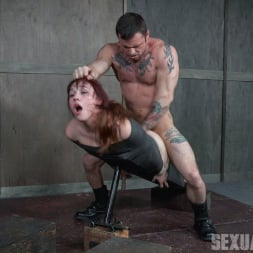 Stephie Staar in 'Insex' slips into Sub Space pretty fast and takes a brutal face and pussy pounding! (Thumbnail 10)