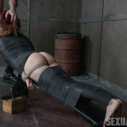 Stephie Staar in 'Insex' slips into Sub Space pretty fast and takes a brutal face and pussy pounding! (Thumbnail 11)