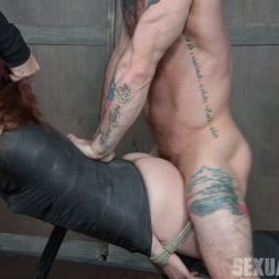 Stephie Staar in 'Insex' slips into Sub Space pretty fast and takes a brutal face and pussy pounding! (Thumbnail 12)