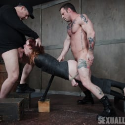 Stephie Staar in 'Insex' slips into Sub Space pretty fast and takes a brutal face and pussy pounding! (Thumbnail 14)