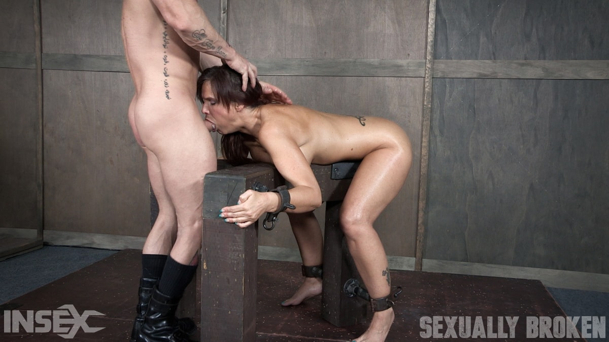 Insex 'The Stunning Syren De Mer is Rode Hard and Put Up Wet!' starring Syren De Mer (Photo 13)